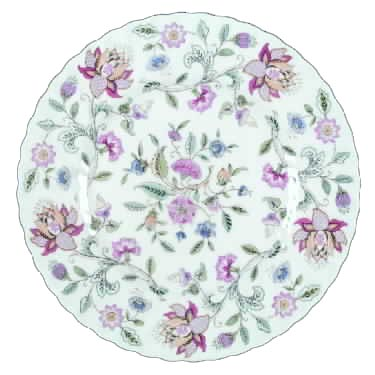Minton Haddon Hall - Portmeirion, Royal Albert, Wedgwood,