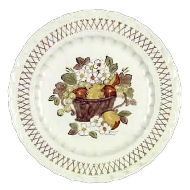 Essential Home Fruit Pattern 16-piece Dinnerware Set ® | review