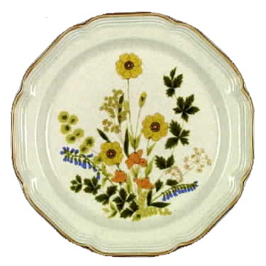 Sally Felton Design: Floral patterns and dinnerware designs